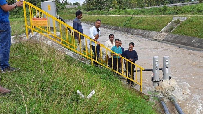 Jengki Ie Cot Jrat Jadi Solusi Atasi Kebutuhan Air Sawah Tadah Hujan, Kini Digunakan Petani Daerah