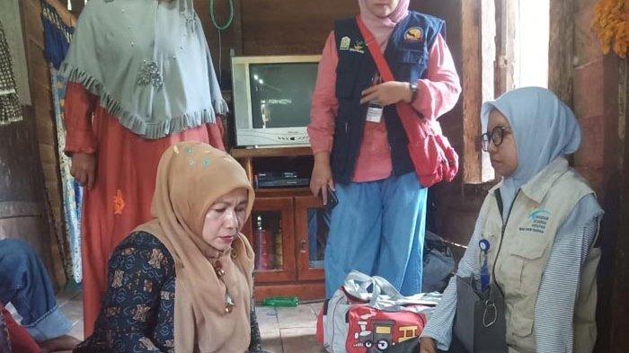 Miris, Dua Anak di Aceh Timur, Miftahul Jannah Menderita Hidrosefalus, M Gabril Kelainan Jantung