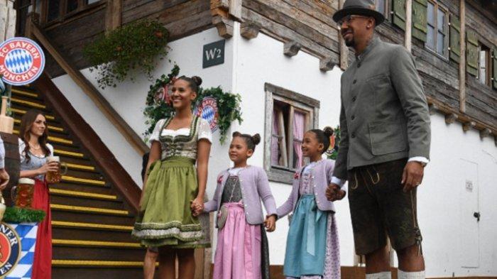 Jerome Boateng Diadili di Pengadilan Munich, Bantah Memukul Ibu Putri Kembarnya