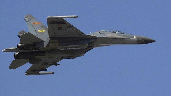 China dan Pakistan Gelar Latihan Militer, Kerahkan Jet Tempur Andalan, Fokus Pertempuran Udara