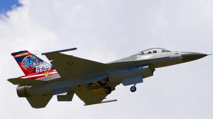 Kian Memanas Taiwan Kerahkan Patroli Udara Hadang 19 Jet Tempur China