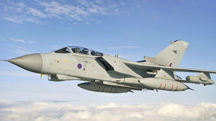 Inggris Kerahkan Jet Tempur Ke Laut Hitam, Situasi dengan Rusia Makin Memanas