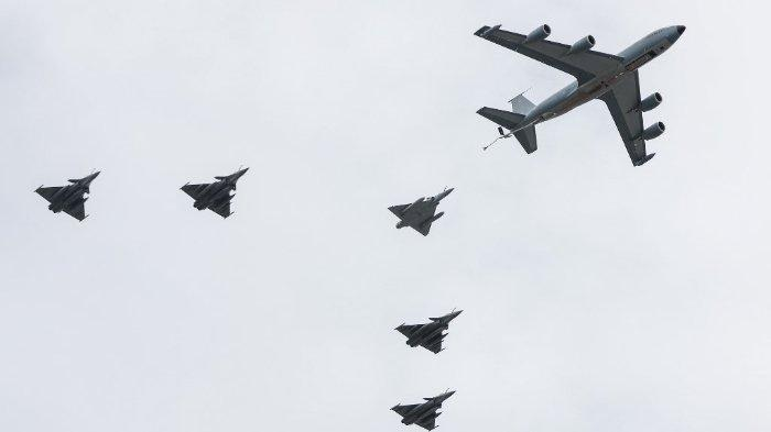 Mesir Borong 30 Jet Tempur Rafale dari Prancis