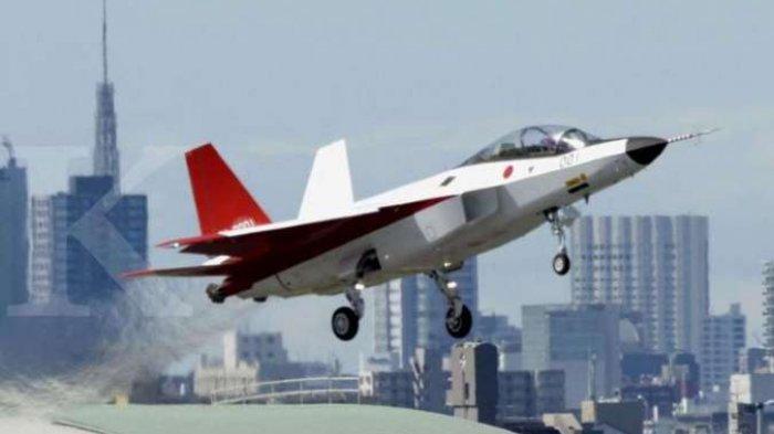 Jepang Kembangkan Jet Tempur tanpa Awak, Antisipasi Teknologi Militer China
