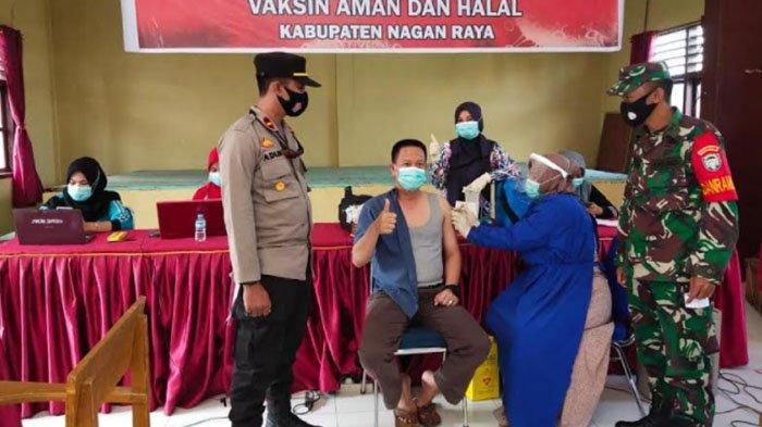 Vaksinasi Covid-19 Kembali Sasar Guru SMA di Nagan Raya, Ini Jadwal Penyuntikan Massal di Alun-alun