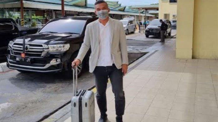 Persiraja Mulai Persiapan, Pelatih Hendri Susilo Tiba di Banda Aceh