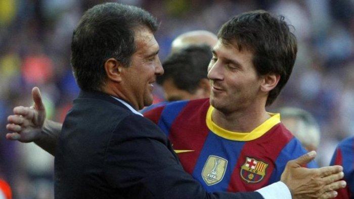 30 Persen Anggota Klub Barcelona Menyatakan Lebih Baik tidak Perpanjang Kontrak Messi