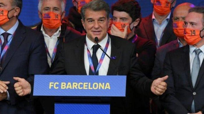 Baru Saja Jadi Presiden Barcelona, Joan Laporta Langsung Tersandung Kontroversi