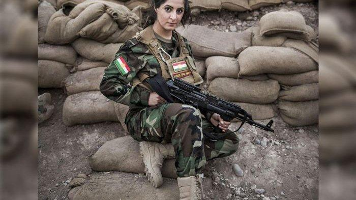 Kisah Sniper Cantik Habisi 100 Nyawa Pejuang ISIS, Berlatih Menembak Sejak Usia 9 Tahun