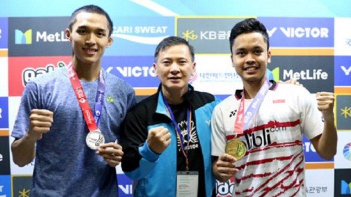 Semifinal Australia Open 2019 - Peluang Jonatan dan Anthony Ginting Ciptakan All Indonesian Final