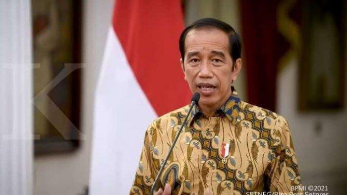 Presiden Jokowi Sampaikan Komitmen RI Hadapi Perubahan Iklim, Dalam Pertemuan Penuhi Undangan Biden