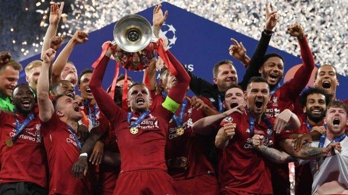 Liverpool Juara Liga Inggris Musim 2020, Sadio Mane dan Mohamed Salah Ukir Rekor Baru