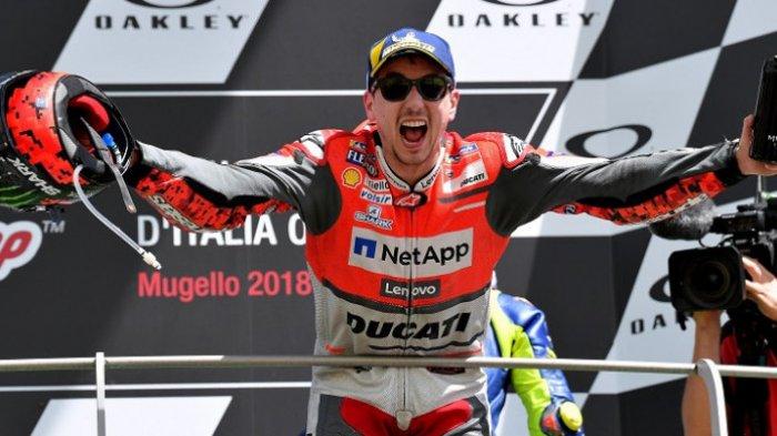 General Manager Ducati Ungkap Kendala untukBawa PulangJorge Lorenzo