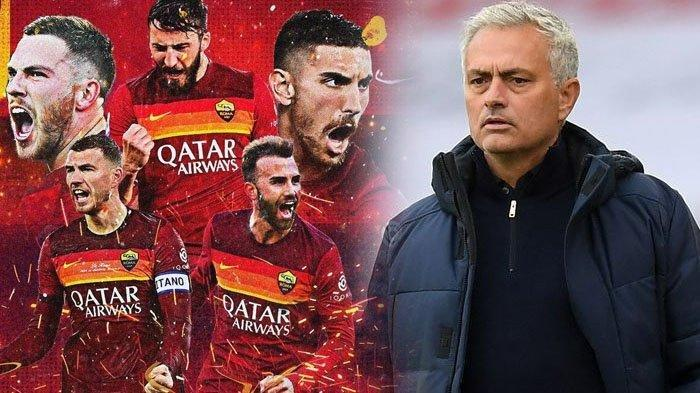 Jose Mourinho Resmi Latih AS Roma Musim Depan, Segera Balik ke Italia
