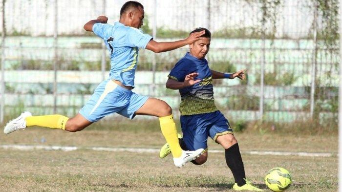 Bungkam Bank Mantap 3-0, Kodim 0103 JuaraTurnamen Sepakbola Eksekutif JPFC Cup IV