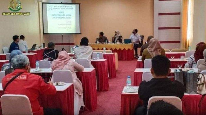 JPN Kejari Banda Aceh Sosialisasikan JKN-KIS kepada Badan Usaha