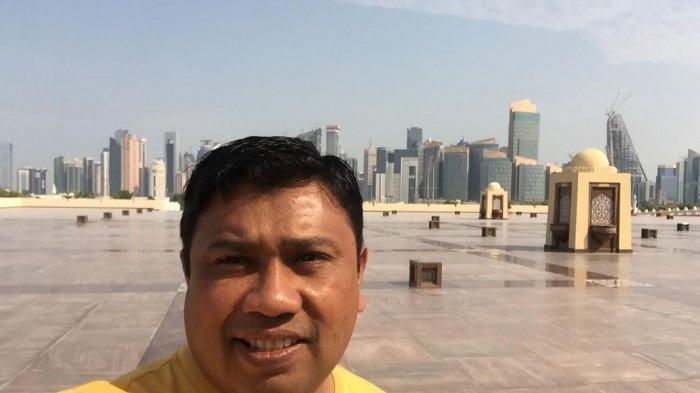 Qatar Dibangun dari Arun