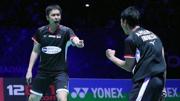 Hasil Lengkap Japan Open 2019, Indonesia Loloskan 5 Wakil ke Semifinal