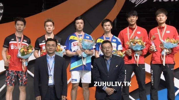 Rahasia Endo/Watanabe Kalahkan Marcus/Kevin di Final Kejuaraan Asia dan Kata Pelatih soal Minions