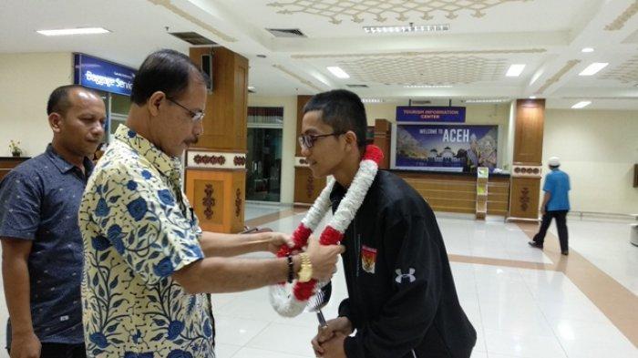 Siswa Smp Negeri 3 Banda Aceh Juara Iii Karateka Internasional Di Belgia Serambi Indonesia