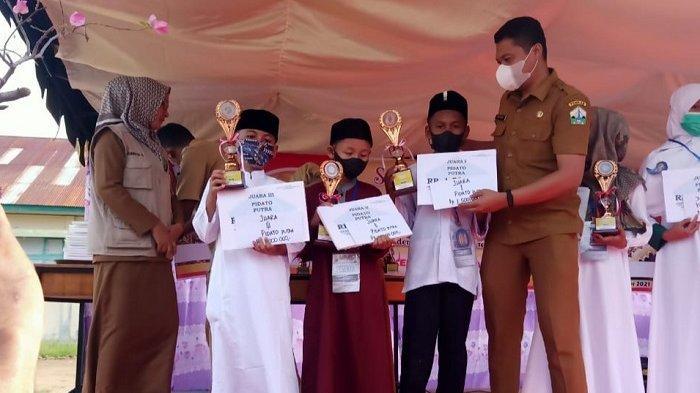 Ini Para Murid SD Peraih Juara Pentas PAI Se-Kabupaten Bireuen, Digelar Disdikbud