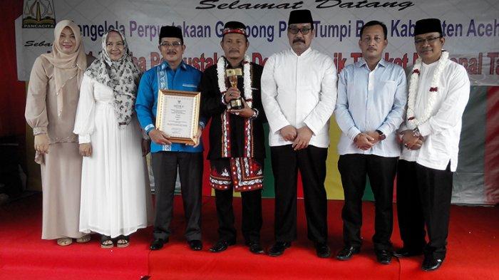 Hebat! Aceh Juara Pertama LombaPerpustakaan Tingkat Nasional