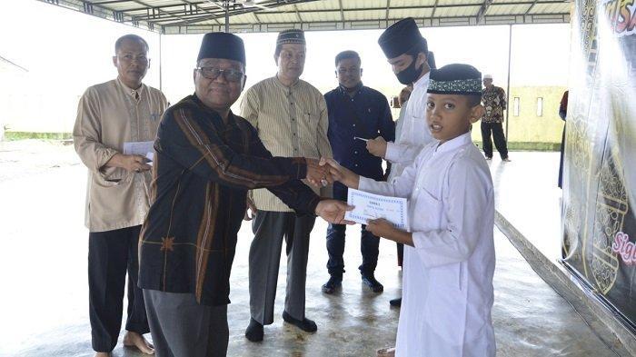 Terpaut 3 Poin dari Kembang Tanjong, Kafilah Kota Sigli Juara MTQ Kabupaten
