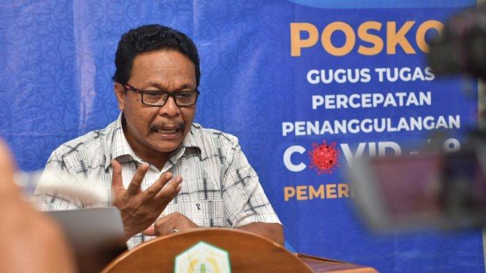 UPDATE Covid-19 Aceh, Total Positif Capai 10.106 Orang