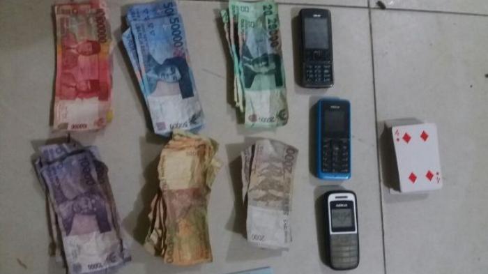 Delapan Terduga Pelaku Jarimah Maisir Diamankan Polisi