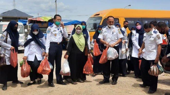 Ingin Berbelanja di Pasar Al-Mahirah, Silakan Hubungi 08116807817, Ada Bus Gratis Siap Antar Jemput