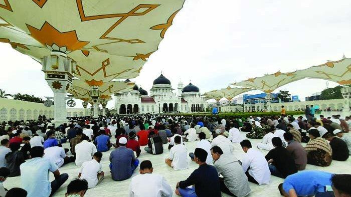 Jumat Perdana Bulan Juli, Berikut Daftar Imam dan Khatib Shalat Jumat di 62 Masjid Banda Aceh