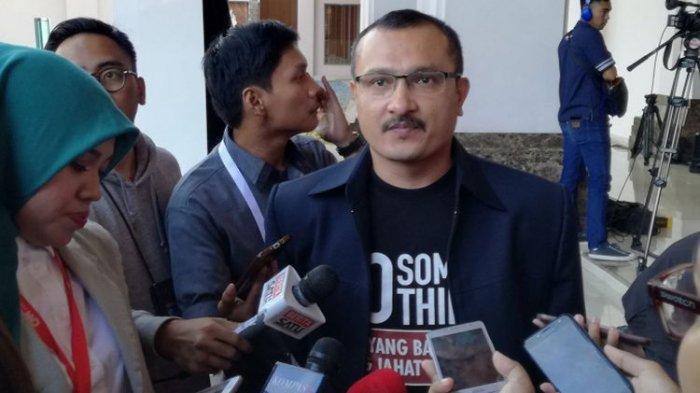 Ferdinand Hutahaean Serahkan Surat Pengunduran Diri ke DPP Partai Demokrat