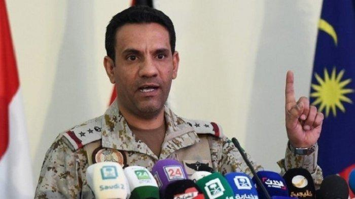 Arab Saudi Hancurkan Lima Rudal Balistik dan Empat Drone Milisi Houthi