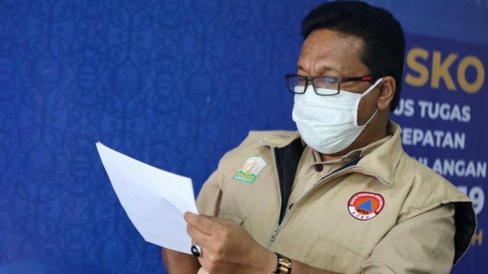 Update Covid-19 di Aceh - Pasien Positif Capai 6.434 Orang