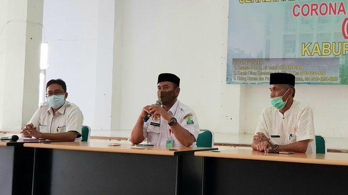 Di Simeulue, 528 Warga Bersatus Traveler Masih dalam Pemantauan