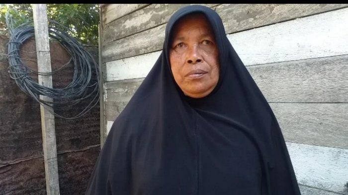 Rumah Janda Pembuat Atap Rumbia Musnah Dilalap Api, Juworiah: Cuma Tinggal Baju di Badan