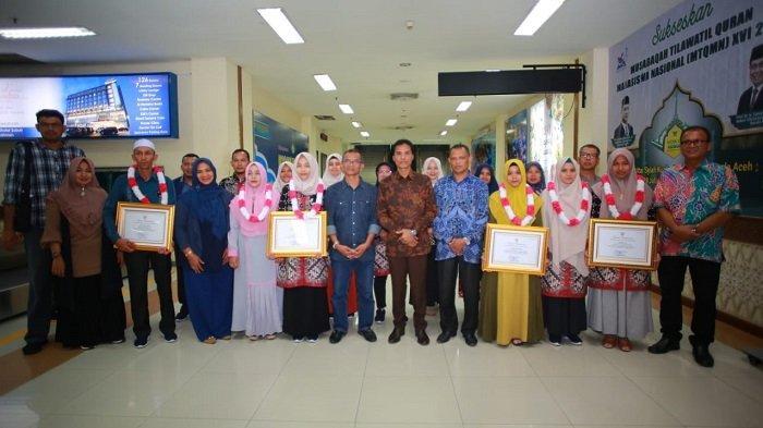 Aceh Raih 6 Juara Bidang PAUD dan Dikmas Tingkat Nasional