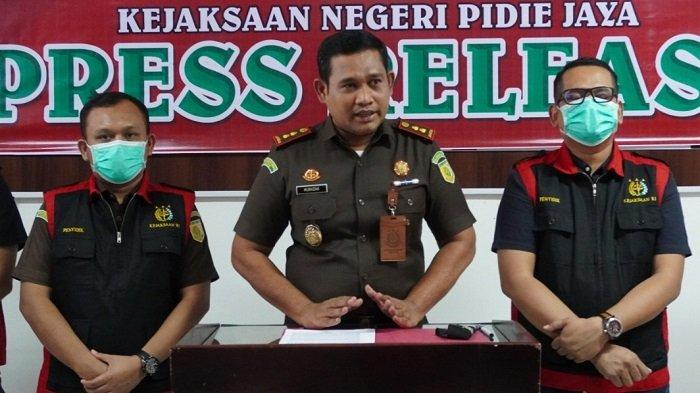 Kasus Dugaan Korupsi Jembatan Pangwa Pidie Jaya Segera Disidangkan