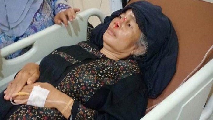 Tas Dirampas Dua Pria saat Pulang Shalat Subuh, Kini Jamaah Tersebut Dirawat di Rumah Sakit