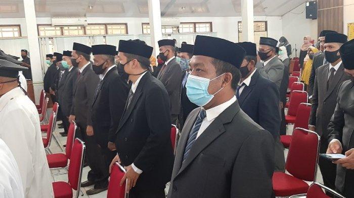Mantan Karo Humas Pemerintah Aceh, Dilantik Jadi Kabag Humas Setdakab Pidie
