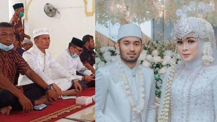 Kabar Bahagia Ismed Sofyan Nikahi Gadis Aceh Tamiang, Syakir Sulaiman Nikahi Gadis Cianjur