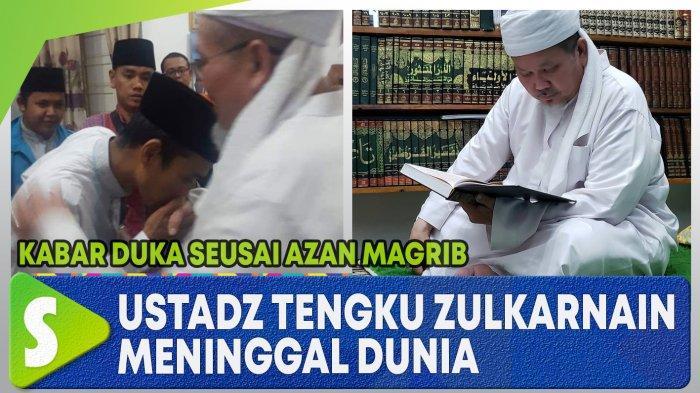 Senin, malam 29 Ramadan 1442H / 10 Mei 2021. Jam 18.25 Guru kita al-Mukarram Ust Tengku Zulkarnain sudah mendahului kita.
