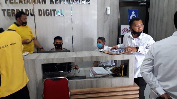 Polisi Usut Kasus Kabel Lampu Stadion Kuta Asan Sigli Dicuri