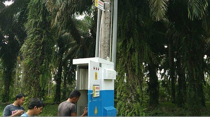 Kabel Induk PLN Dicuri, Aliran Listrik ke Seratusan Pelanggan di Aceh Utara Padam