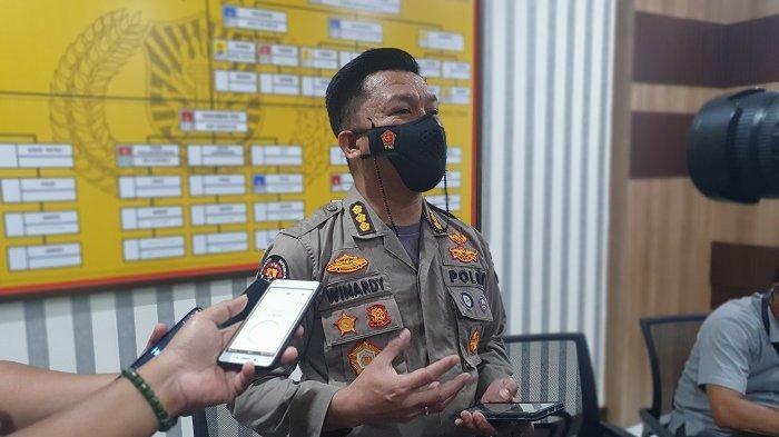 Tak Sampai Satu Bulan, Polda Aceh Ungkap 55 Kasus Perjudian
