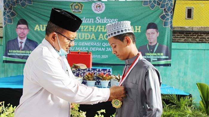 35 Peserta Ikut Audisi Hafiz Termuda Aceh