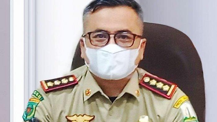 Kabid Pengawasan Ketenagakerjaan, Dinas Tenaga Kerja dan Mobilitas Penduduk Aceh, Erwin Ferdinansyah, ST MT