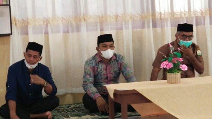 Ustadz Umar Ismail Isi Dinul Islam di Smantig, Bahas Thaharah dan Keutamaan Puasa, Ini Pesertanya
