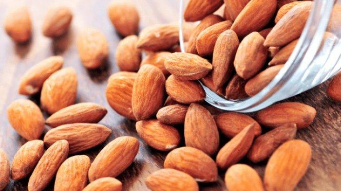 Kolesterol Jahat Bisa Hilang, Ini Manfaat Menakjubkan Rutin Makan Kacang Almond