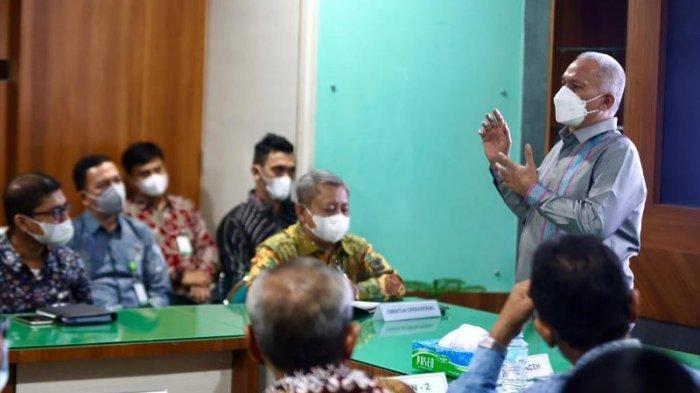 Sekda Harapkan Kacapem Bank Aceh Tinggal di Kawasan Kerja